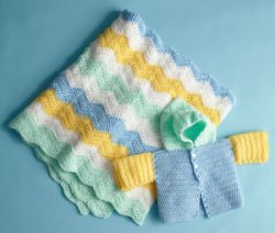 Free: Four Color Baby Set