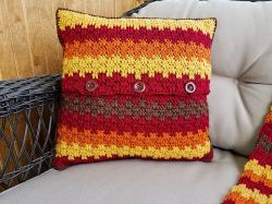 Fall Foliage Pillow