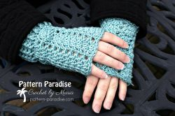 Charmed Fingerless Gloves