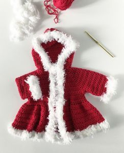 Christmas Baby Sweater