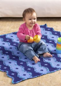 Hills & Valleys  Play Mat