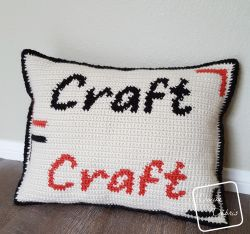 Craft Pillow