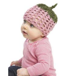 Strawberry Blossom Hat