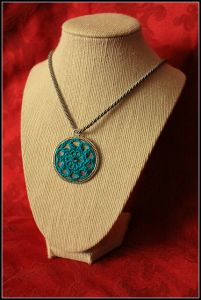 Mini-Mandala Necklace