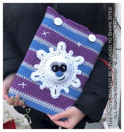 Snowflake Tech Bag