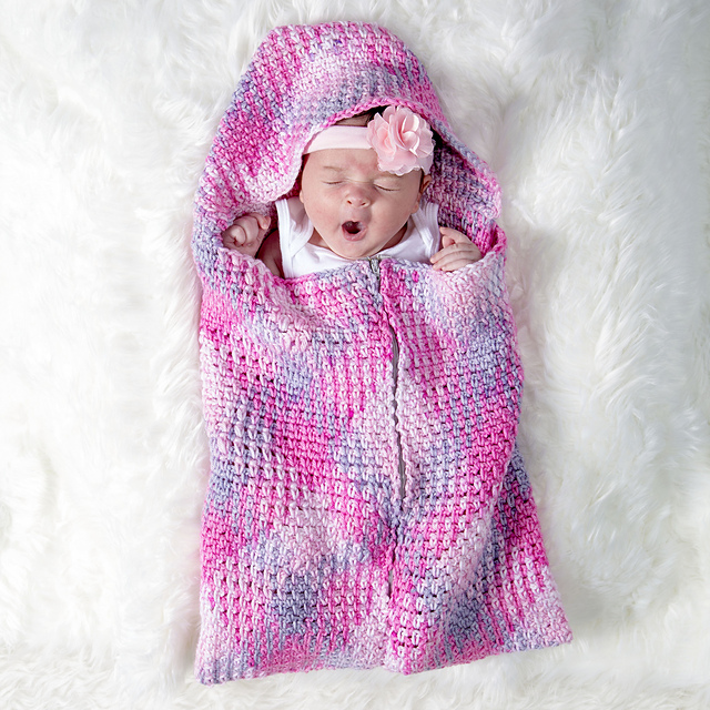 Crochet Patterns Galore Wee Bairn Sleep Sack