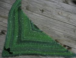Pinevale Triangle Scarf