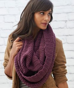 Supersized Chic Cowl