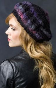 Slouchy Beret Pattern