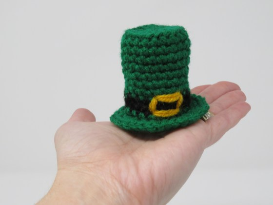 Crochet Patterns Galore Tiny Leprechaun Hat