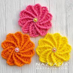 Wheel Flower