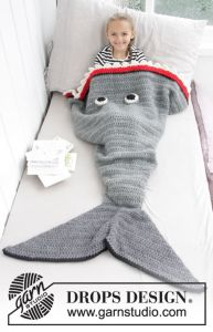 Shark Attack Blanket