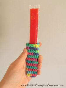 Easy Ice Pop Cozy