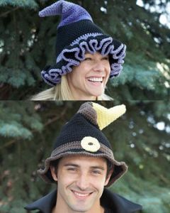 Witch or Wizard Hats