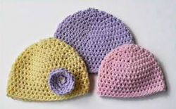 Crochet Baby/Child Hat