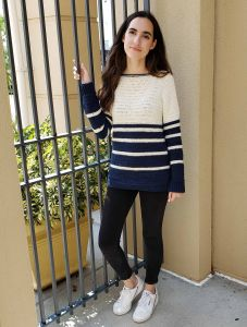 Nautical Knots Pullover
