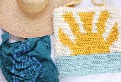 Sunshine Beach Bag