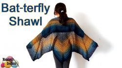 Batterfly Shawl