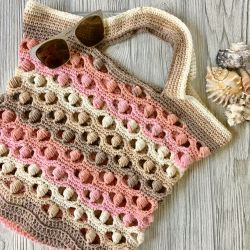Sea Shells by the Sea Shore Market Bag