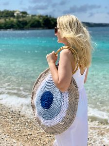 The Nazar Beach Bag