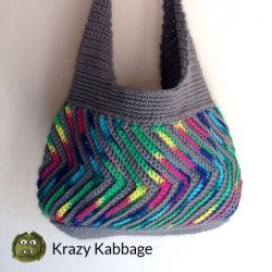 Fast-forward Chevron Purse