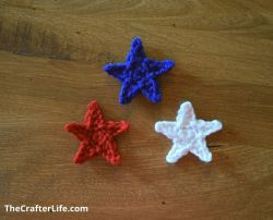 Cute and Quick Star Applique
