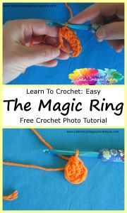 Magic Ring Free Crochet Tutorial