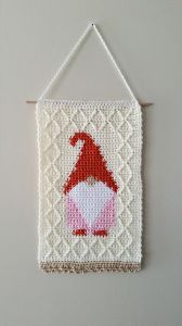 Gnome Wall Hanging