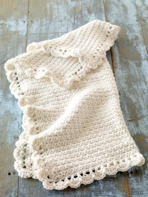 Crochet Patterns Galore : Crochet Patterns Galore - Crochet Baby Blankie