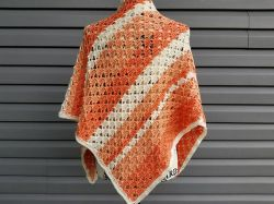 Melon Ball Shawl