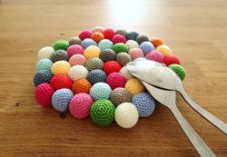 Candy Potholder
