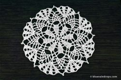 Lace Round Doily