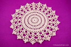Cathedral Doily