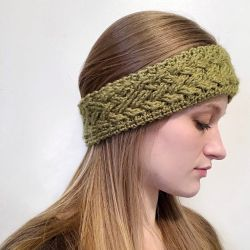 Canan Cabled Headband