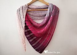 Shell & Lace Shawl