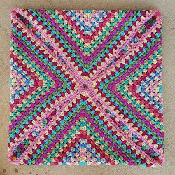 Great Granny Square Blanket