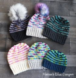 Pop of Color Beanie