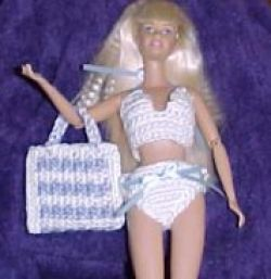 Fashion Doll Bikini