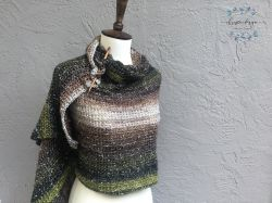 Crochet California Wrap
