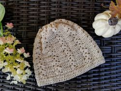Rustic Lace Hat