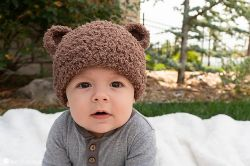 Bearly Scary Beanie