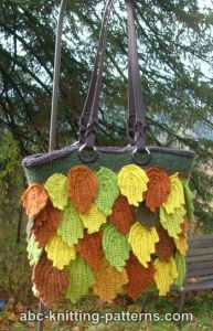 Fall Leaves Bag