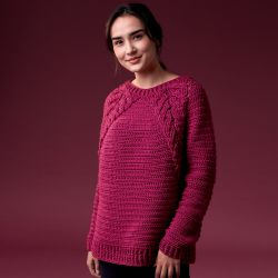 Branching Out Pullover