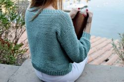 Rustic Ridges Sweater