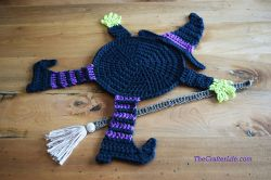Witch Pot Holder
