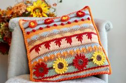 Autumn Rhapsody Pillow