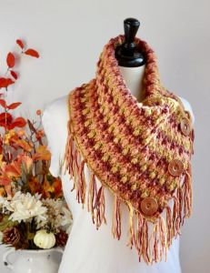 Falling Leaves Cowl