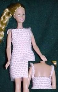 Fashion Doll Sundress