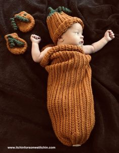 My Lil' Pumpkin Pie Sleep Set
