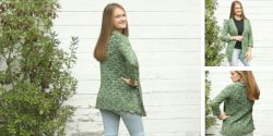 Evergreen Cardigan